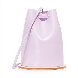 Building Block disk bag in lilac